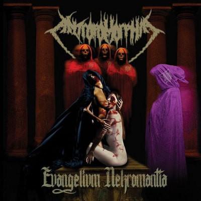 Antropomorphia - Evangelivm Nekromantia (2012) - 180 gr. Vinyl