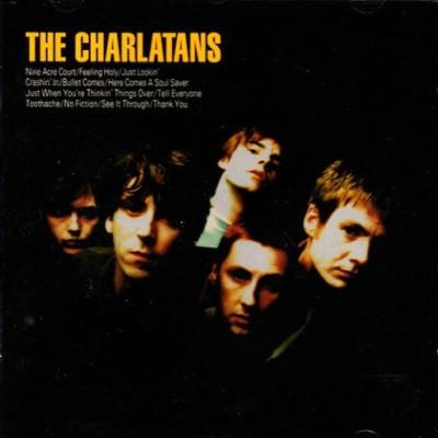 Charlatans - Charlatans (1995)