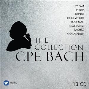 Carl Philipp Emanuel Bach - Collection