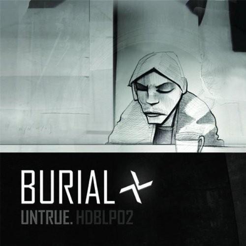 Burial - Untrue/Vinyl