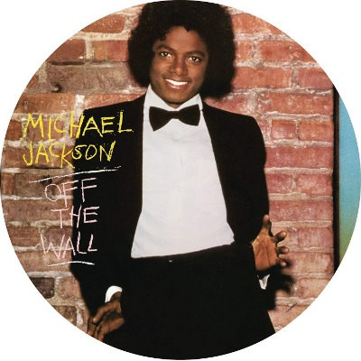 Michael Jackson - Off The Wall (Limited Picture Vinyl, Edice 2018) - Vinyl
