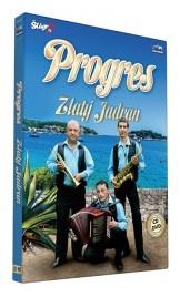 Progres - Zlatý Jadran/CD+DVD