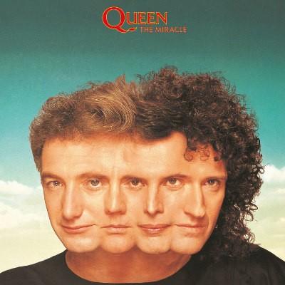 Queen - Miracle (Edice 2015) - 180 gr. Vinyl