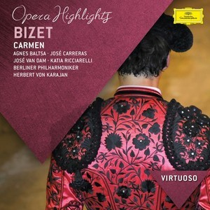 Agnes Baltsa -  George  Bizet - Carmen-Highlights