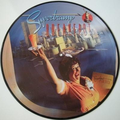 Supertramp - Breakfast In America (Picture Vinyl) - 180 gr. Vinyl
