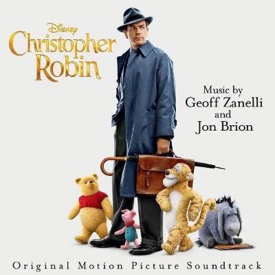 Soundtrack - Christopher Robin / Kryštůfek Robin (2018)