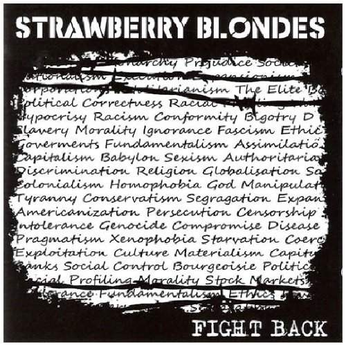 Strawberry Blondes - Fight Back