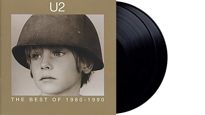 U2 - Best Of 1980-1990 (Reedice 2018) - Vinyl