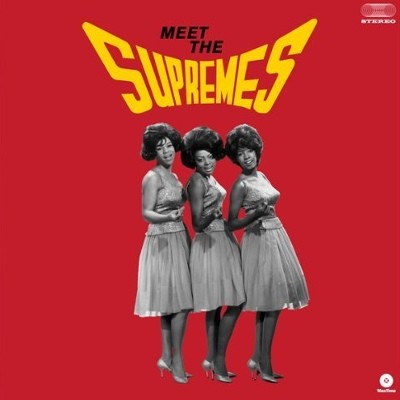 Supremes - Meet The Supremes - 180 gr. Vinyl