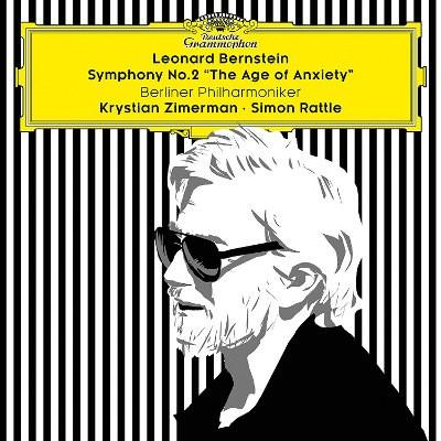 Leonard Bernstein / Simon Rattle - Symfonie č. 2 - The Age of Anxiety (Edice 2018) - Vinyl