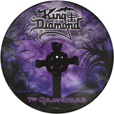 King Diamond - Graveyard (Limited Picture Vinyl, Edice 2018) – Vinyl