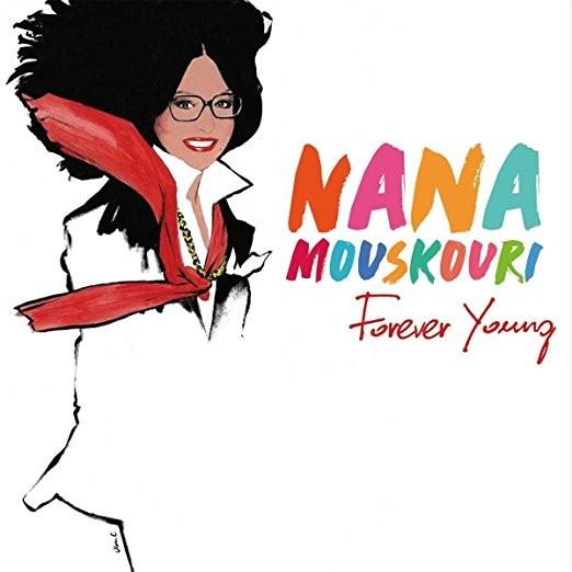 Nana Mouskouri - Forever Young /Standart (2018)