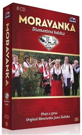 Moravanka - Diamantová kolekce DVD OBAL