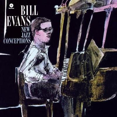 Bill Evans - New Jazz Conceptions - 180 gr. Vinyl