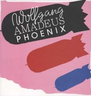 Phoenix - Wolfgang Amadeus Phoenix - 180 gr. Vinyl