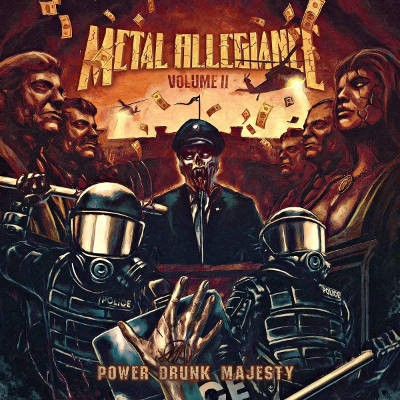 Metal Allegiance - Vol. 2: Power Drunk Majesty (2018)