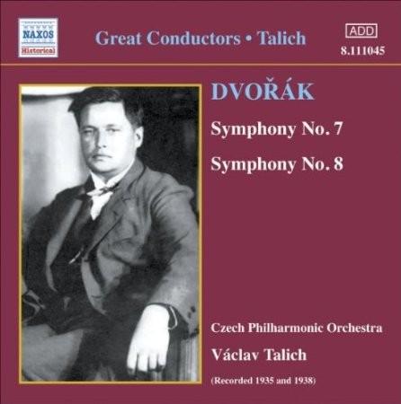 Antonín Dvořák - Symfonie No. 7 & 8