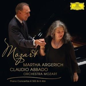 Wolfgang Amadeus Mozart - Claudio Abbado - - Koncerty pro klavír 20/25 ALGERICH,ABBADO