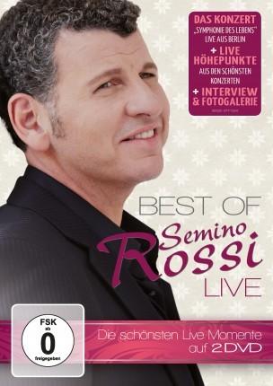 Semino Rossi - Best of Live  (2 DVD) (2014)
