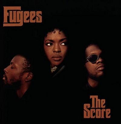 Fugees - Score (Limited Coloured Vinyl, Edice 2018) – Vinyl