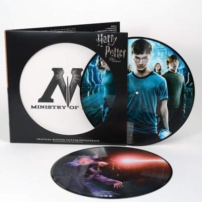 Soundtrack - Harry Potter a Fénixův řád (Limited Picture Vinyl, Reedice 2018) – Vinyl