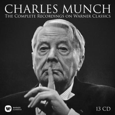 Charles Munch - Complete Warner Recordings (13CD BOX, 2018)