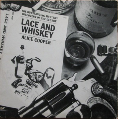 Alice Cooper - Lace And Whiskey (Limited Brown Vinyl, Reedice 2018) – Vinyl
