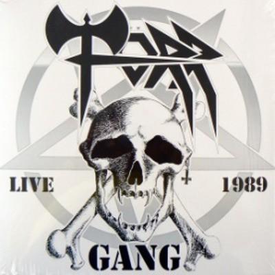 Törr - Gang - Live 1989 (2015) – Vinyl