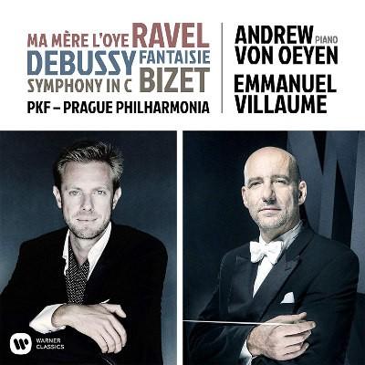Maurice Ravel, Claude Debussy, Georges Bizet - Ravel, Debussy, Bizet (2018)