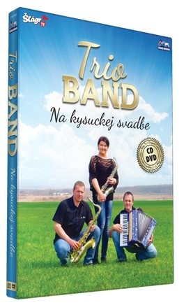 Trio Band - Na kysuckej svatbe (CD + DVD)