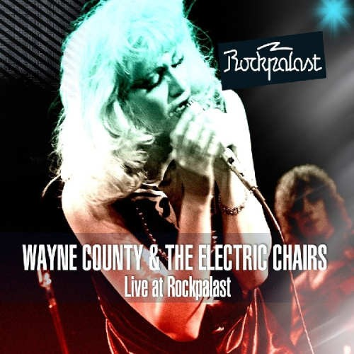 Wayne County & Electric Chairs - Live At Rockpalast 1978/CD+DVD (2014) CD OBAL
