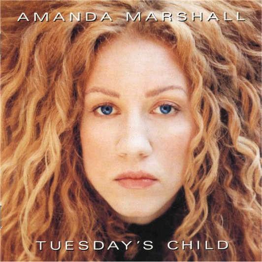 Amanda Marshall - Tuesdays Child