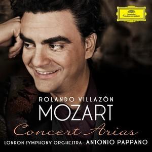 Rolando Villazón - Mozart Koncert Arias (2014)