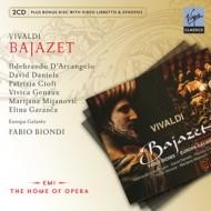 Fabio Biondi - Vivaldi: Bajazet