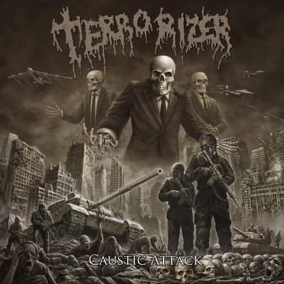 Terrorizer - Caustic Attack (2018) – Vinyl