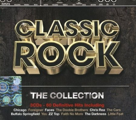 Various Artists - Classic Rock - The Collection