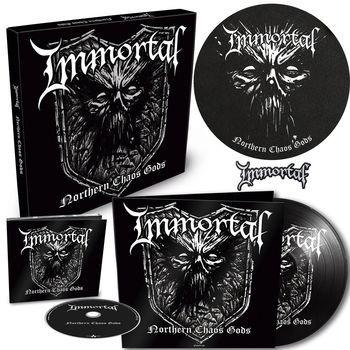 Immortal - Northern Chaos Gods /Limited Fan Box (2018)