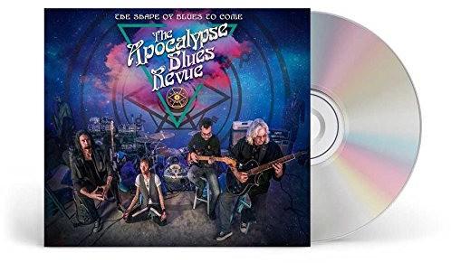 Apocalypse Blues Revue - Shape Of Blues To Come (Digipack, 2018)