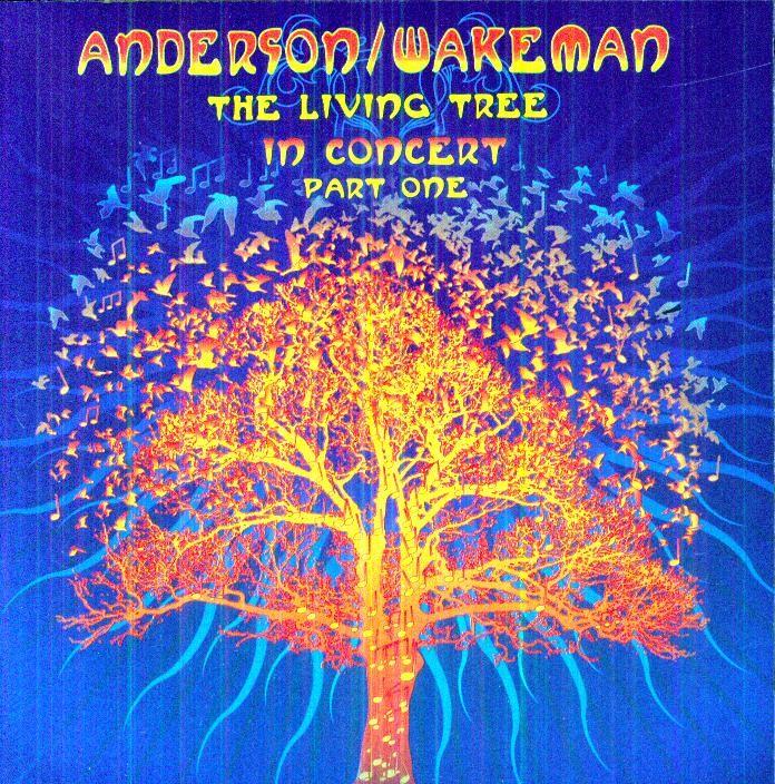 Jon Anderson/Rick Wakeman - Living Tree: In Concert, Part. 1