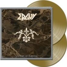 Edguy - Kingdom Of Madness /Gatefold Gold Vinyl 2018