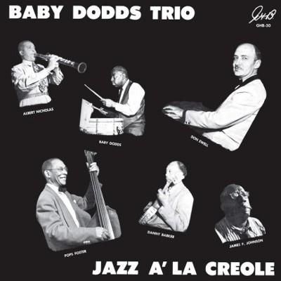 Baby Dodds Trio - Jazz A' La Creole (2018) - Vinyl