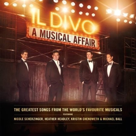 Il Divo - A Musical Affair (2013)