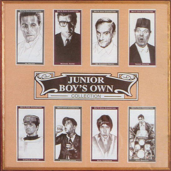 Various Artists - Junior Boy's Own Collection