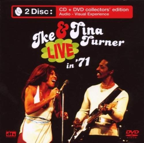 Ike & Tina Turner - The Legends Live In71