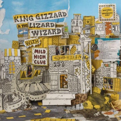 King Gizzard & The Lizard Wizard - Sketches Of Brunswick East (Edice 2018) – Vinyl