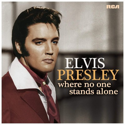 Elvis Presley - Where No One Stands Alone (2018)