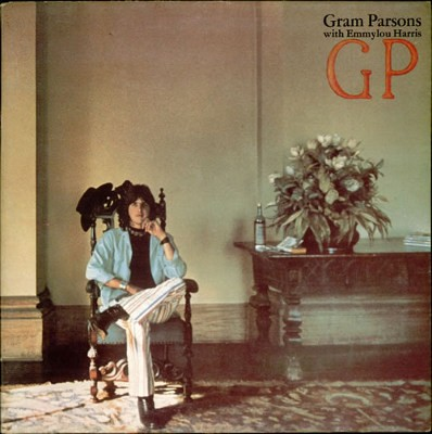 Gram Parsons - GP - 180 gr. Vinyl