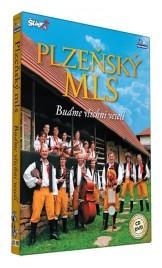 Plzeňský MLS-malý lidový soubor - Buďme všichni veselí/CD+DVD