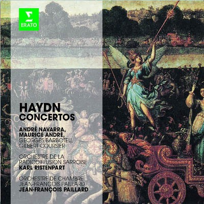 Maurice André /  André Navarra - Haydn: Trumpet, Cello