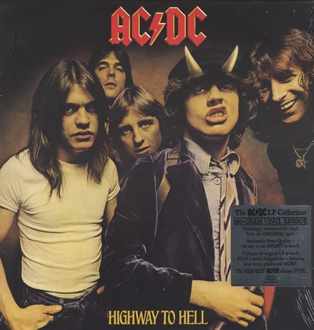 AC/DC - Highway To Hell - 180 gr. Vinyl